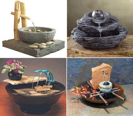 Explore some of the magnificent indoor water fountains - Indoor water feature ideas ...