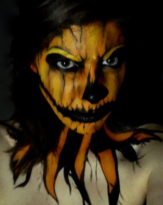 Make up Halloween Mua: Lauriane Goullier
