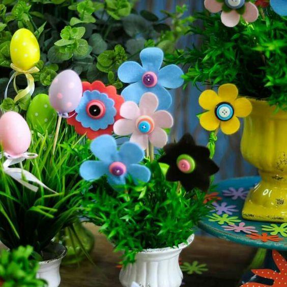 Pascoa decoracao
