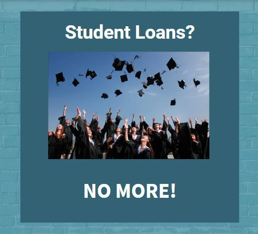9 Crazy Easy Ways To Pay Off Your Student Loans Faster Than Ever Student Loans Credit Education Paying Off Student Loans
