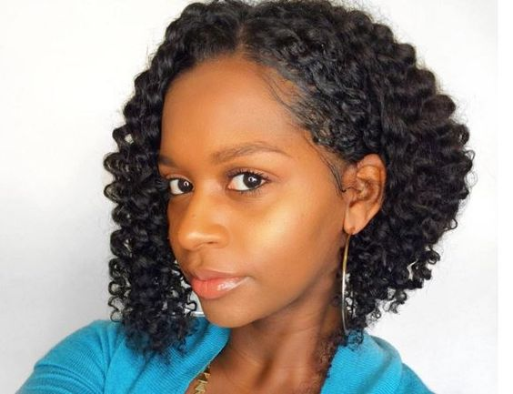 4 Ways To Create A Faux Bob If You Do Not Want To Cut Your Hair  Read the article here - http://www.blackhairinformation.com/general-articles/hairstyles-general-articles/4-ways-to-create-a-faux-bob-if-you-do-not-want-to-cut-your-hair/