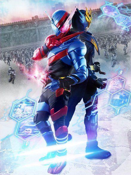 Siêu Nhân Build - Kamen Rider Build (2017)
