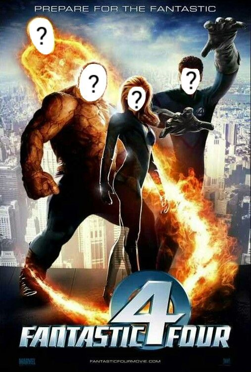 Role call!!! pre-production on the reboot of the Fantastic Four begins. Josh Trank is set to direct. Question on everyone's mind, who will take the roles of these Marvel heroes? Post your opinions with hash-tag #FFreboot