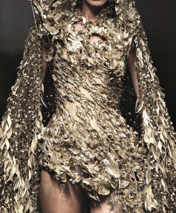 Whimsical Nostalgia Tex Saverio Haute Couture 2012