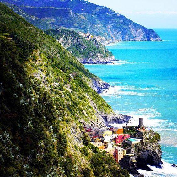 Italian Coast. My dream.