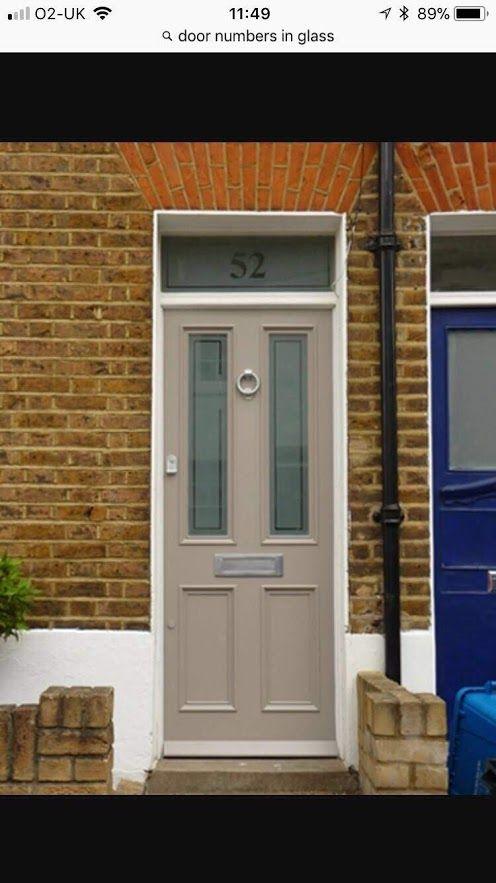 3m Sandblast Domestic Design In 2020 Victorian Front Doors Front Door Inspiration Front Doors With Windows
