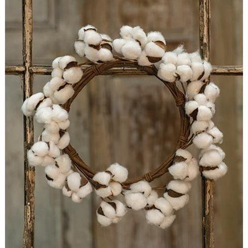 Cotton Ball Wreath 12 Cotton Wreath Ball Wreath Wreaths