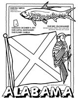 State Coloring Pages