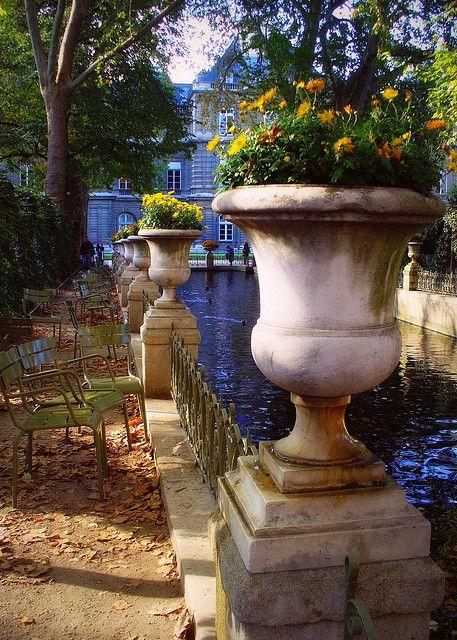Paris, sus parques, jardines y bosques....Jardin du Luxembourg