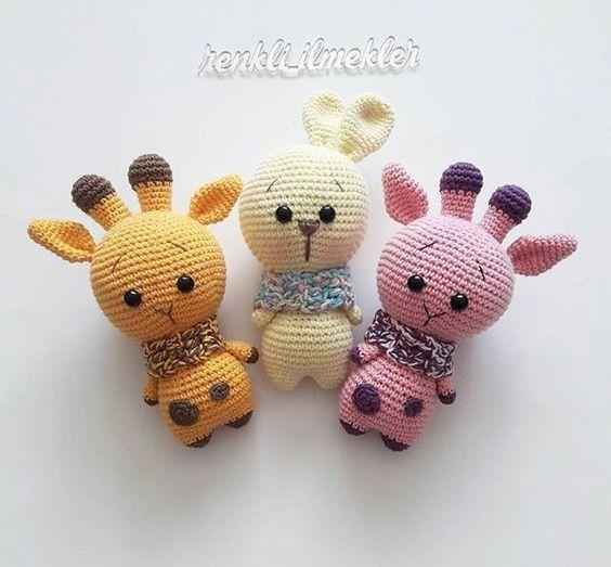 Jirafa amigurumi, patrón de My Krissie Dolls | Jirafa amigurumi, Crochet  amigurumi patrones, Ganchillo amigurumi | 523x564