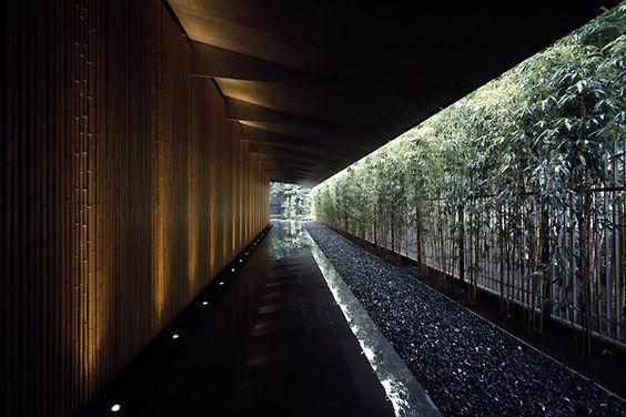 Nezu Museum, Tokyo,Photo: Mitsumasa Fujitsuka
