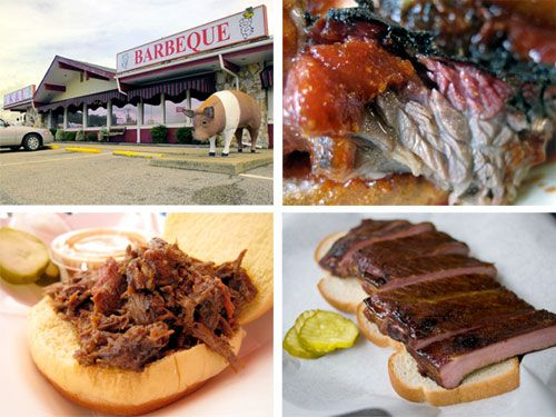 The Serious Eats Barbecue Guide- A regional guide of barbecue styles and sauces.