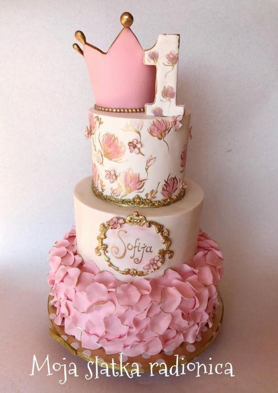 Pin By Ciara Mckeen On Baby Rosalie In 2020 Princess Birthday