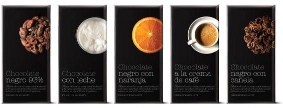 Chocolate Elio Di Luca | Puigdemont Roca – Design Agency