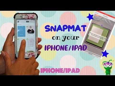 How To Use Snapmat On Your Iphone Ipad Cricut Design Space Youtube Expressions Vinyl Cricut Cricut Design