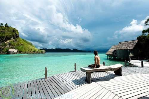 Misool Eco resort, raja ampat