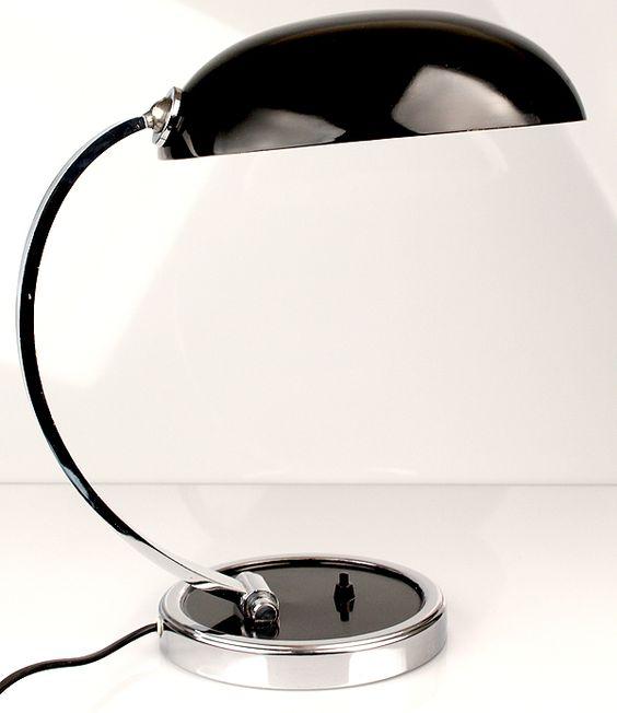 Hillebrand Bauhaus Lamp