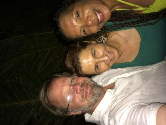 Penny Johnson Jerald ‏@btwprod   Guess who came to party?