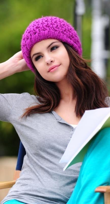 She's so pretty