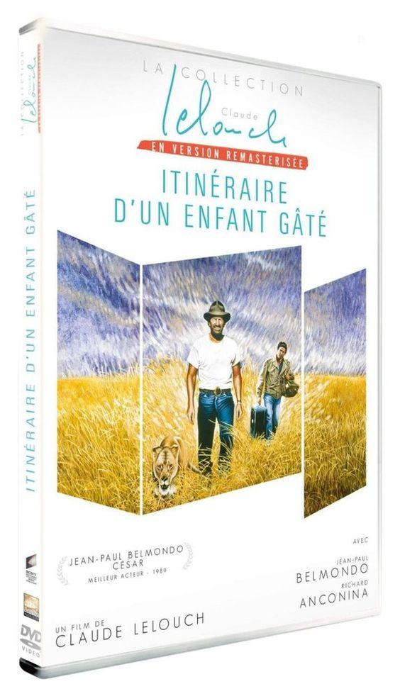 Itinéraire d un enfant gâté - NOUVEAU MASTER - DVD NEUF