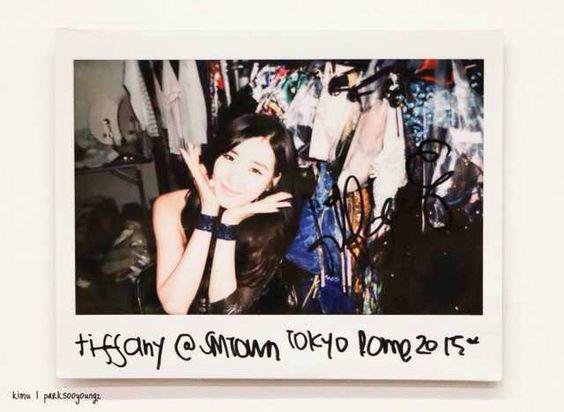 150706 SMTOWN IN TOKEY DOEM SNSD Tiffany