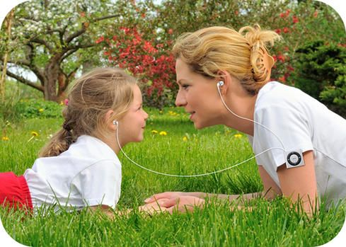 MP3 Players and Accessories for Mom