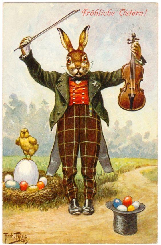 Frohliche Ostern: