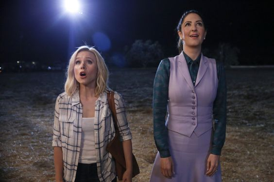 The Good Place - Eleanor y Janet.