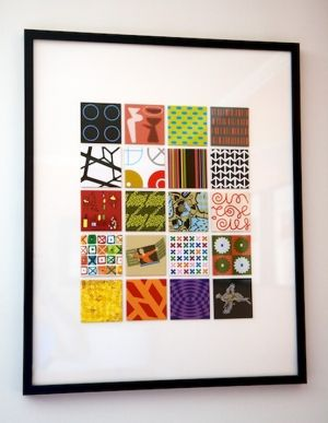 DIY Wall Art via the Paper Plume - awesome Etsy shop and blog! by lenora