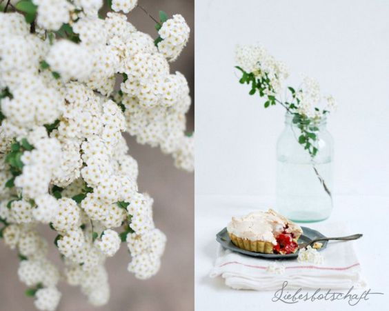 Liebesbotschaft: Some decoration + heavenly strawberry tartlets
