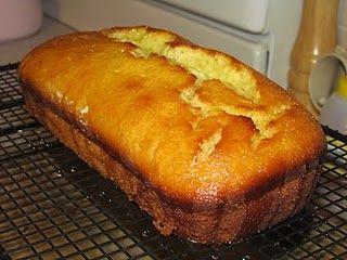 Lemon Yogurt Cake(recipe by Ina Garten)