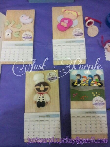 Calendarios 2014. con imán