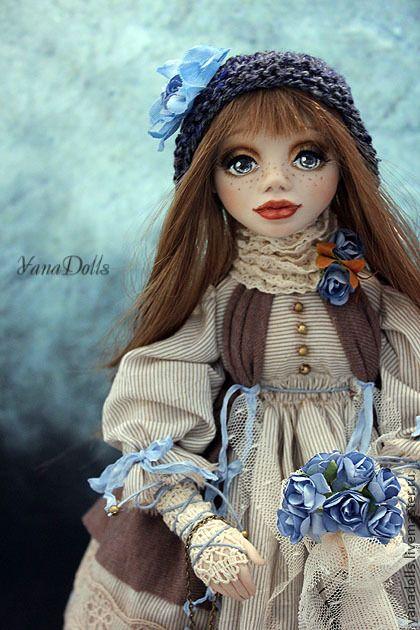 Mylene. Handmade.Yana dolls