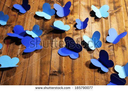 Quero pro Quarto! *-* Butterflies