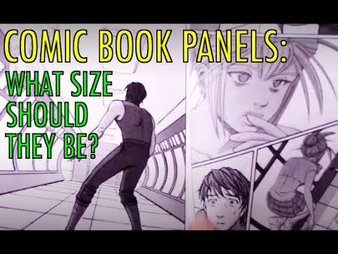 Comic Book Panels What Size Should They Be In 2020 Comic Book Panels Comics Comic Books