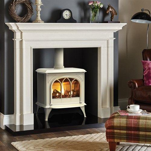 Gazco Huntingdon 40 Gas Stove Gas Stove Fireplace Wood Burner Fireplace Electric Stove Fireplace