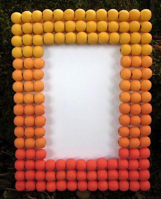 ombre bead frame tutorial