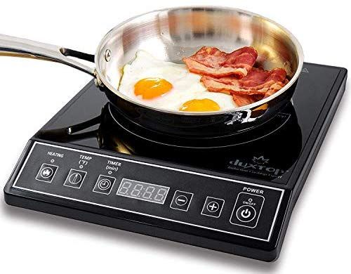 Amazon Com Duxtop 9100mc 1800w Portable Induction Cooktop
