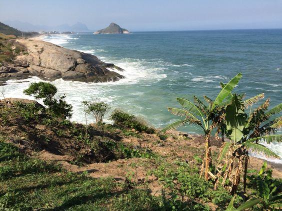 Mirante do Roncador - no caminho da Prainha, quase chegando nela, dê uma paradinha e admire o visual!