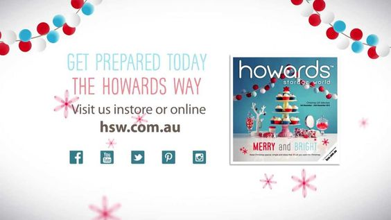 Howards Storage World Christmas Gift Guide