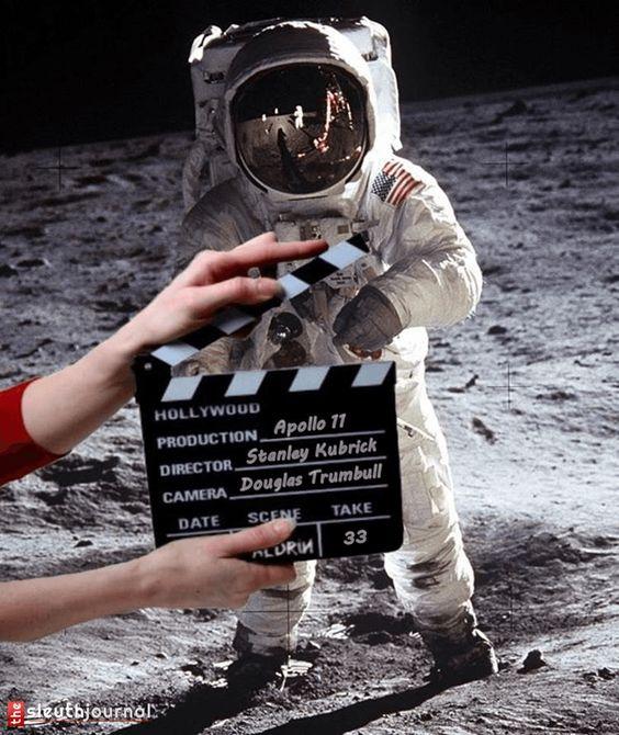 MOON LANDING 'FAKE' – Stanley Kubrick Admits He Helped NASA Fake Moon Landings…