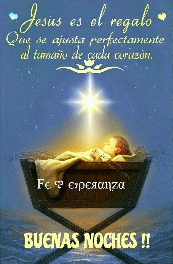 Pin De Melina Del Valle En Lo Mejor Quien Es Jesus Frases De Navidad Buenas Noches Dulces Sueños