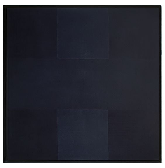 AD REINHARDT- Abstract Painting (1960)