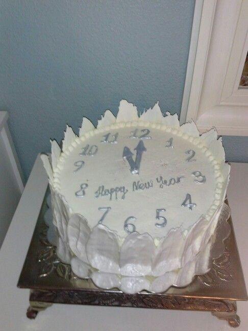 Happy New year's cake, olga v