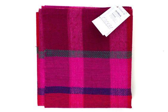 tea towel / handwoven in Germany / Bethel // Küchentuch / pink_rot : musestores.de