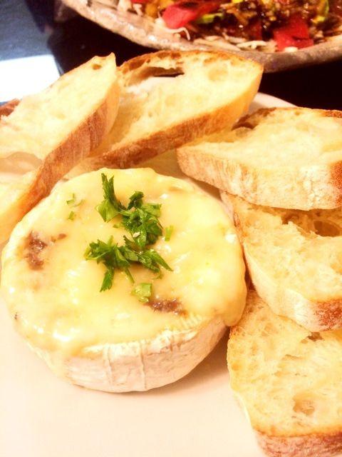 カマンベール チーズ おつまみ