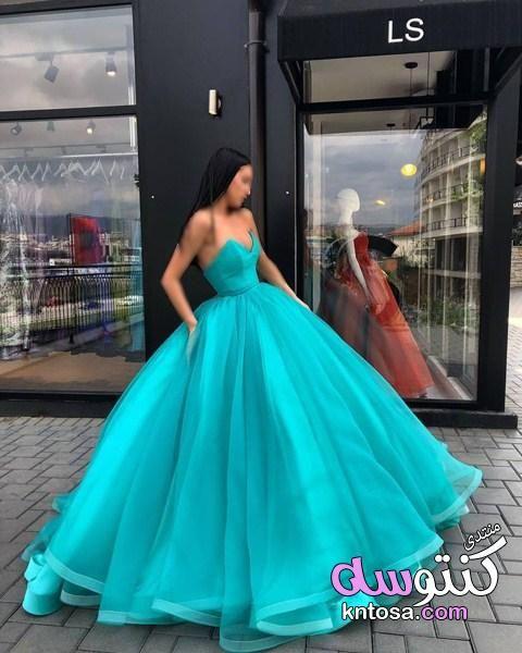 أجمل فساتين خطوبة منفوشة موديلات فساتين ٢٠١٩ اجمل فستان خطوبة اجمل فساتين سهرة موضة ٢٠١٩ ازياء روعة Ball Dresses Cheap Prom Dresses Long Prom Dresses Ball Gown