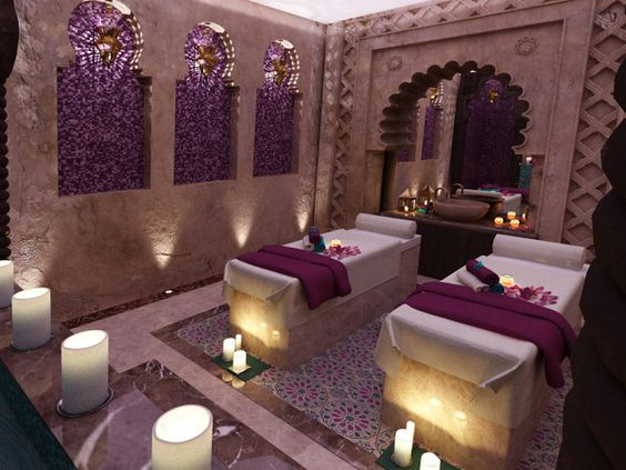 Moroccan bathroom moroccan bath dubai uae on behance for Bathroom design uae