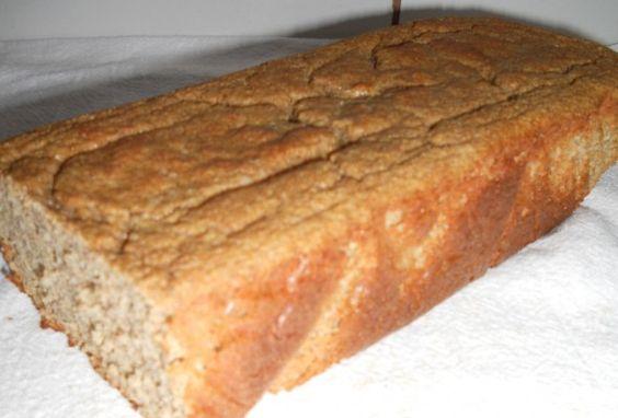 Pão de aveia e fibra de soja