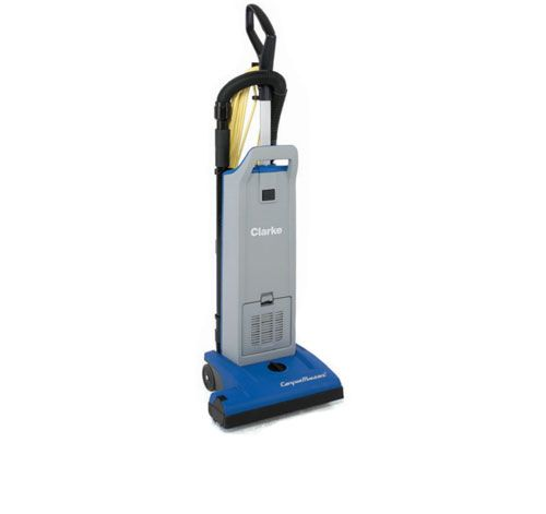 Clarke Carpetmaster 115 Upright Commercial Vacuum Commercial Vacuum Upright Vacuums Cleaning